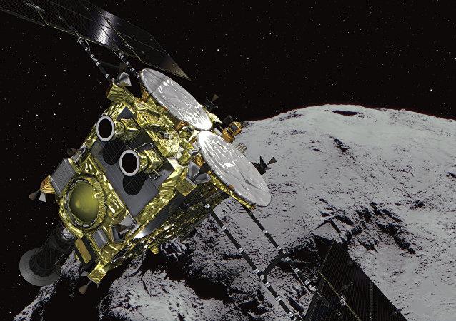 Hayabusa2 uzay aracı
