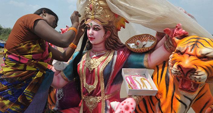 Hindu ritüelleri - hinduizm festivali