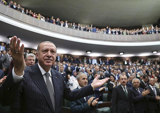 Recep Tayyip Erdoğan - AK Parti - Meclis - grup