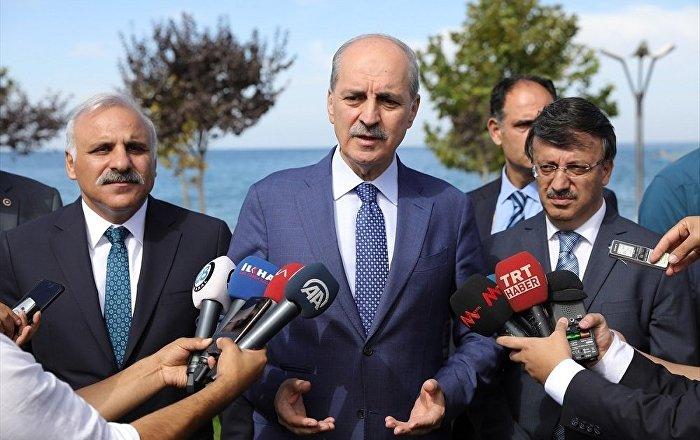 AK Partili Kurtulmuş'tan 8 Mart açıklaması: Ezan okununca susmaları gerekirdi