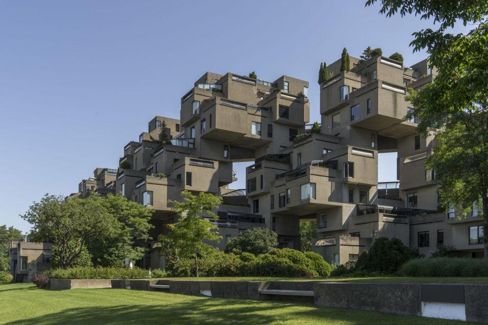 Dünyanın sıradışı mimari yapıları
