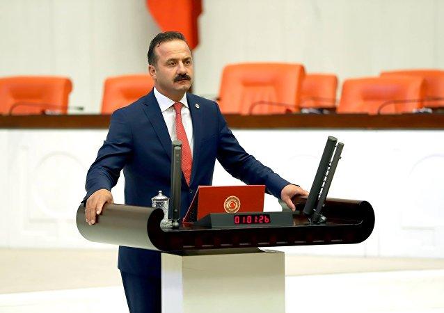 İYİ Parti Grup Başkanvekili ve İstanbul Milletvekili, Ülkü Ocakları Eski Başkanlarından Yavuz Ağıralioğlu