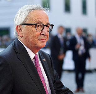 Avrupa Komisyonu Başkanı Jean Clause Juncker