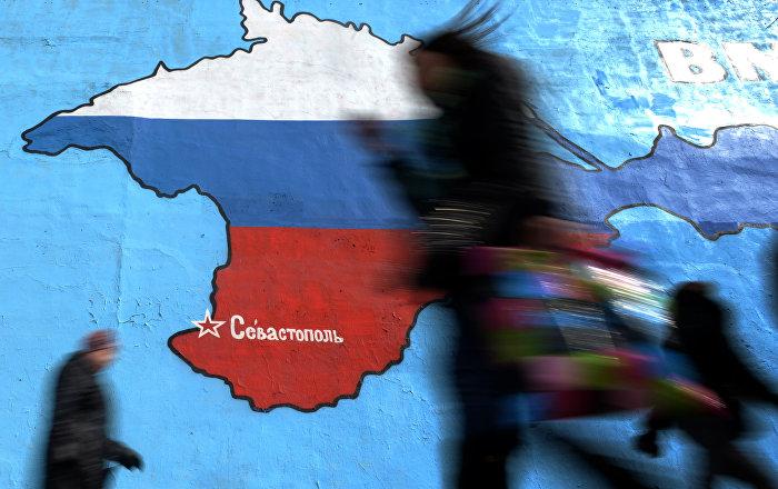 '2014'te yaşananlar Kırım'ın evine dönüşünden başka bir şey değil'