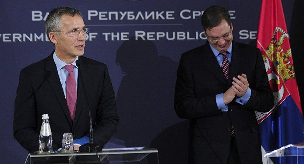 NATO: Sizi korumak için üzerinize bomba yağdırdık