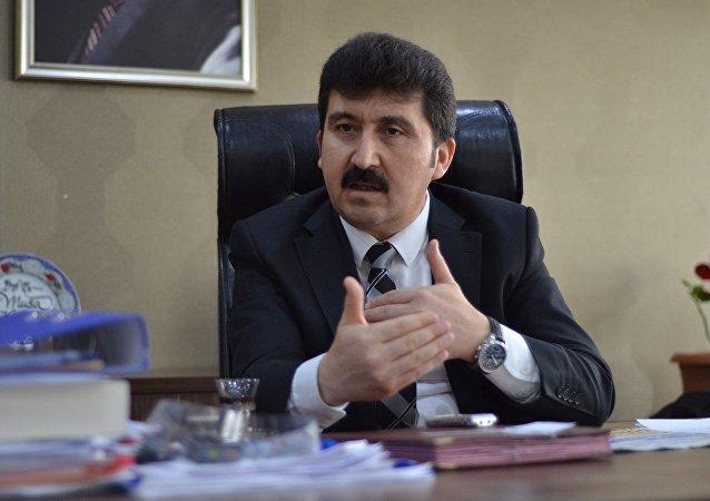 Türkiye Yazarlar Birliği (TYB) Genel Başkanı Prof. Dr. Musa Kazım Arıcan