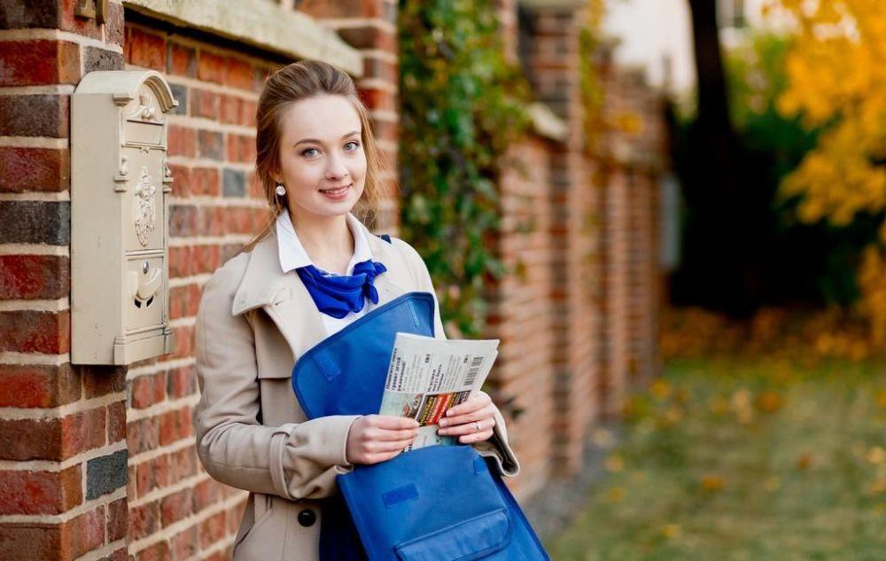 Kadın postacılar