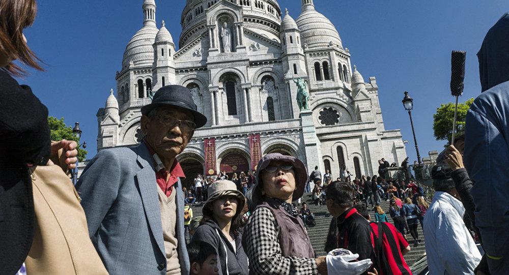 Japon turistler