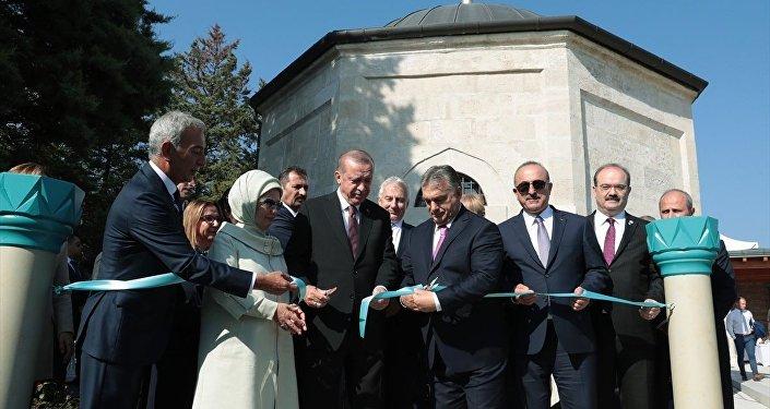 Recep Tayyip Erdoğan - Viktor Orban