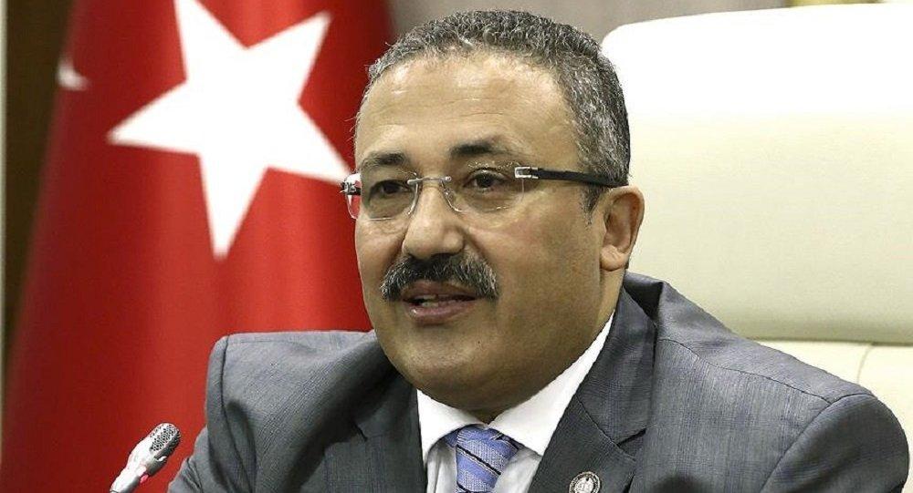 HSYK Başkanvekili Mehmet Yılmaz