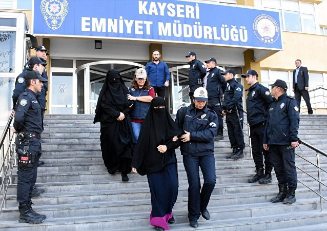 Kayseri-IŞİD operasyonu