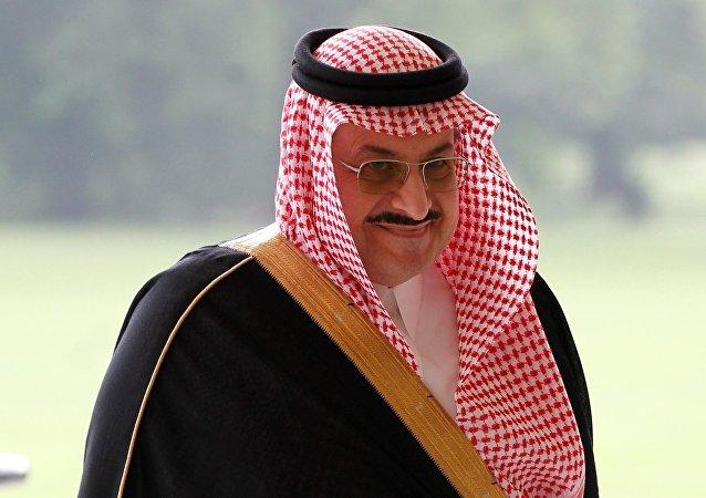 Suudi Arabistan'ın İngiltere Büyükelçisi Prens Muhammed bin Nevaf bin Abdülaziz