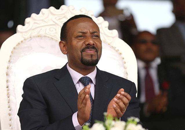 Etiyopya Başbakanı Abiy Ahmed