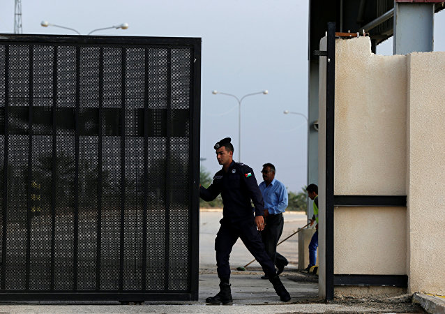3 yıl sonra yeniden açılan Ürdün-Suriye arasındaki Nasib (Caber) Sınır Kapısı