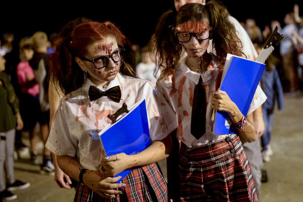 Zombie Yürüyüşü (Zombie Walk)