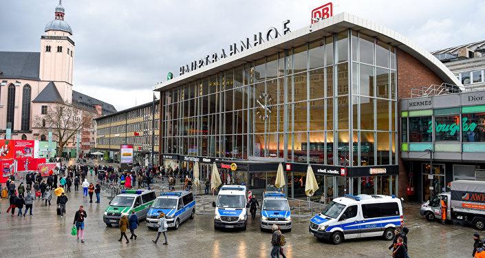 Köln Merkez Tren İstasyonu