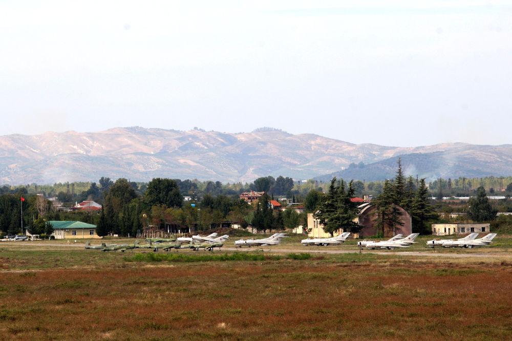 NATO'nun Batı Balkanlar'daki ilk hava üssü Kuçova
