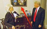 CBS kanalının '60 Dakika' programında, sunucu Lesley Stahl, zaman zaman Donald Trump ile hararetli tartışmalara girdi.