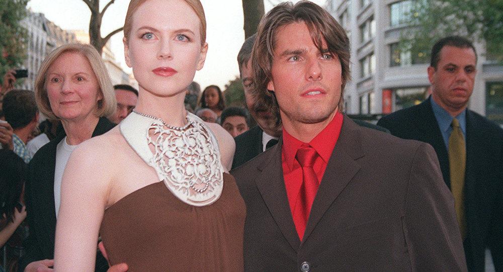 Nicole Kidman-Tom Cruise