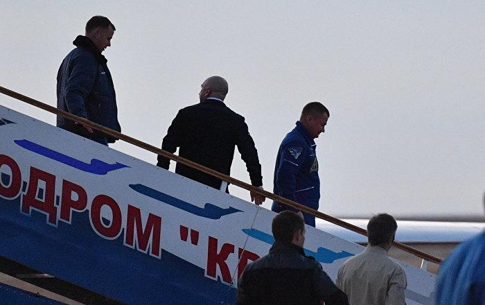 Soyuz uzay aracından acil iniş yapan Rus kozmonot: Göğsünüzde kendinizden 7 kat ağır beton bir blok varmış gibi düşünün