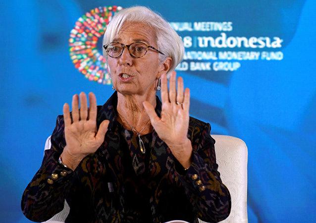 IMF Başkanı Christine Lagarde