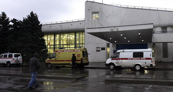Rusya - ambulans