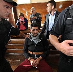 Bulgar gazeteci Marinova cinayetinin zanlısı Severin Krassimirov