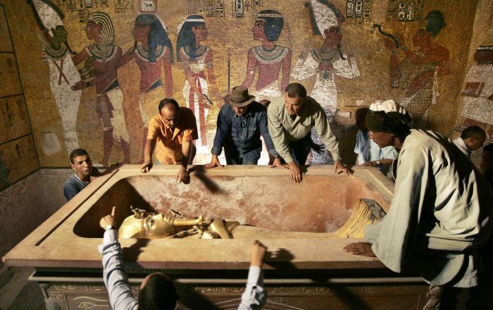 Dünyadan en önemli arkeolojik buluntular