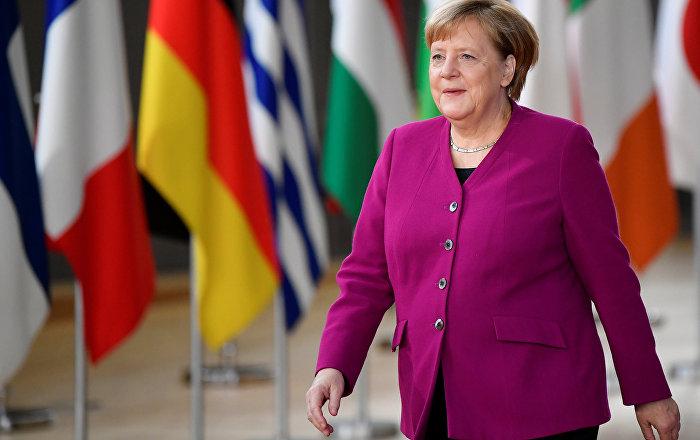 Merkel: Küresel yapı, ancak uzlaşmaya hazırsak çalışabilir