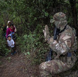 ABD- Meksika sınırı
