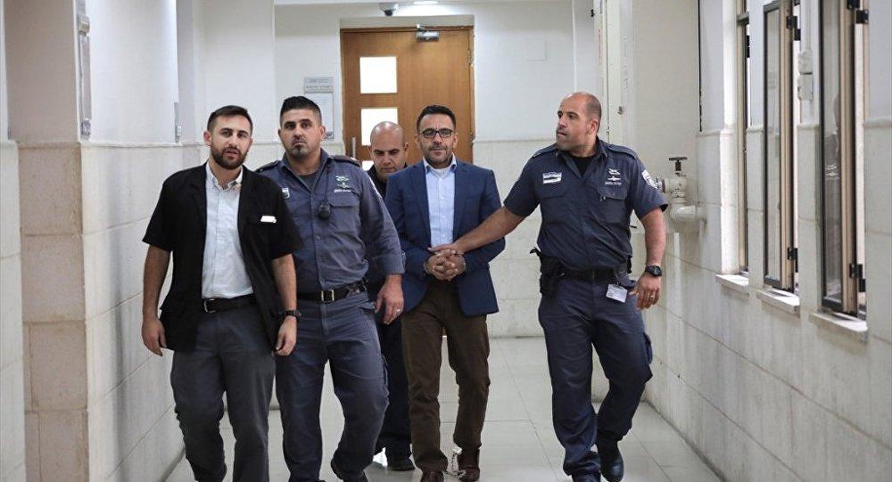 Filistin Yönetimi'ne bağlı Kudüs Valisi Adnan Gays