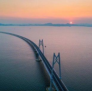 Hong Kong-Zhuhai Köprüsü