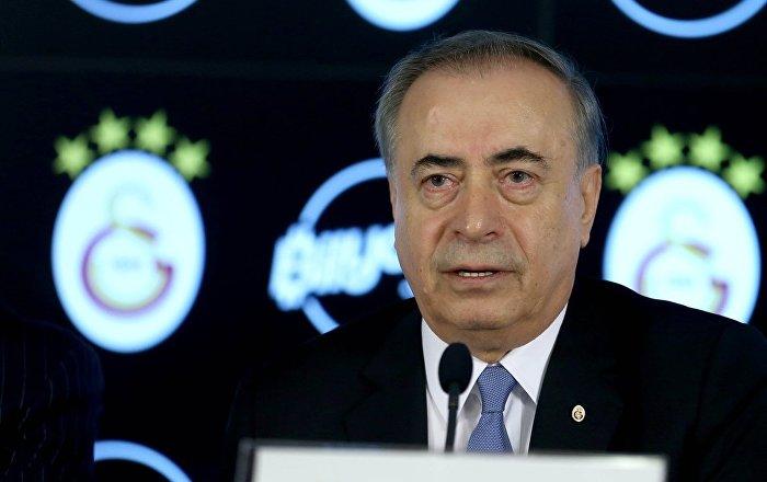 Galatasaray Başkanı Mustafa Cengiz: Ana hedefimiz, Şampiyonlar Ligi şampiyonluğu