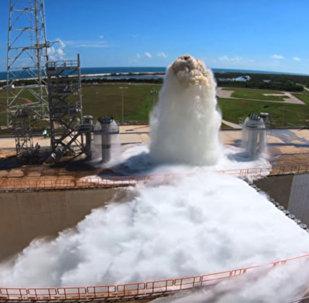 NASA testinde 1 milyon 703 bin litre su, 1 dakikada tahliye edildi