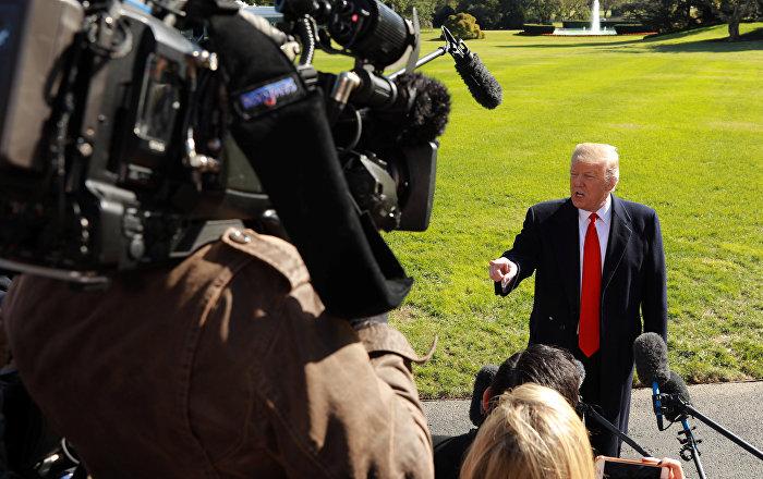 Trump Yeni Zelanda'daki cami katliamına 'Berbat bir şey' dedi, 'terör' demedi