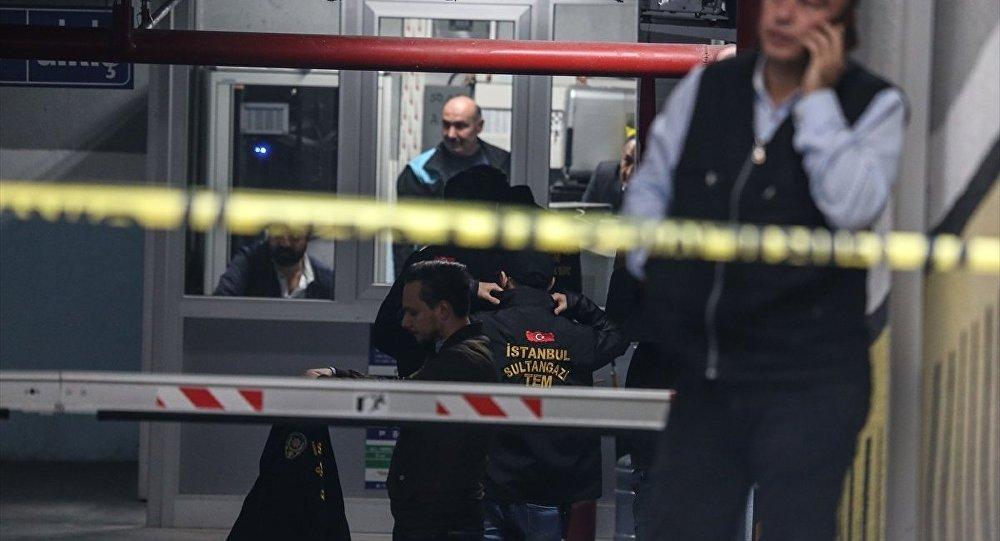 Suudi Arabistan'ın İstanbul Başkonsolosluğu'na ait diplomatik plakalı araç, Sultangazi'de bir otoparkta bulundu