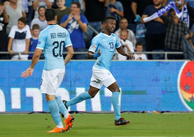 UEFA Uluslar Ligi'nde 11 Ekim'de İsrail milli futbol takımı İskoçya'yı ağırladı.