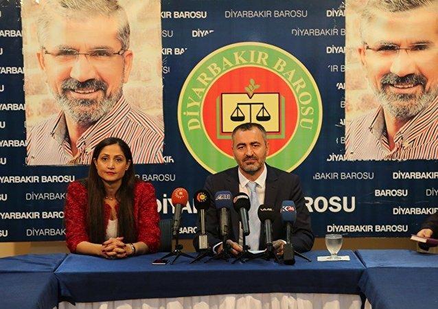 Diyarbakır Barosu Başkanı Cihan Aydın