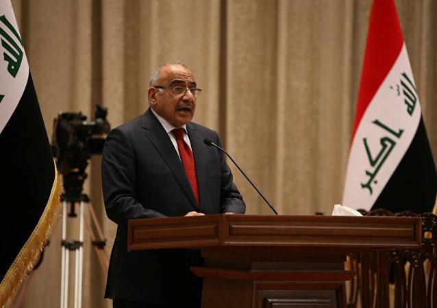 Irak'ın yeni Başbakanı Adil Abdulmehdi