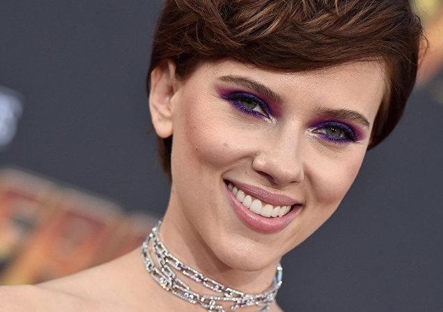 Scarlett Johansson, 'Avengers: Sonsuzluk Savaşı' prömiyerinde