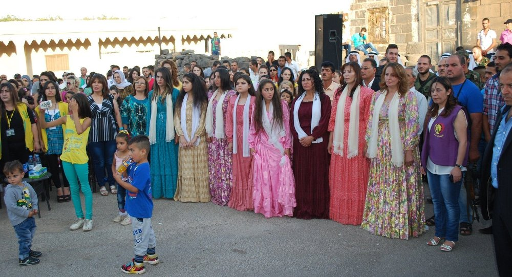 Suriye - Süveyda - Süveydalı kadınlar