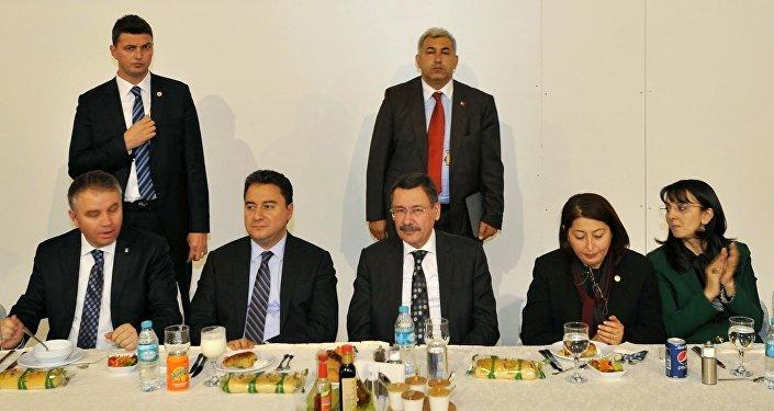 Melih Gökçek - Ali Babacan