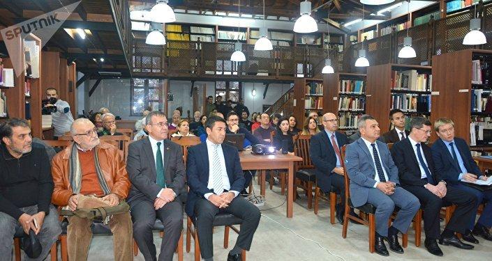 """20 Kasım 2017'de Çanakkale'de """"Beyaz Rusların Gelibolu Gurbetinin 100. Yılına Doğru"""" adlı konferans."""