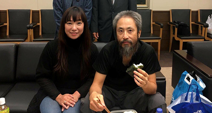 Japon gazeteci Jumpei Yasuda