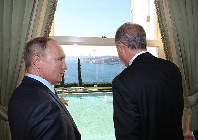 Putin - Erdoğan boğaz