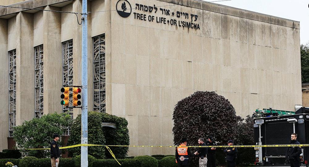 ABD'nin Pennsylvania eyaletinin Pittsburgh kentindeki bir sinagoga silahlı saldırı