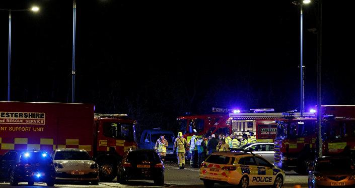 Leicester City'nin sahibinin helikopteri maç sonrası düştü