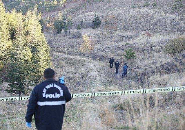 Ankara cinayet