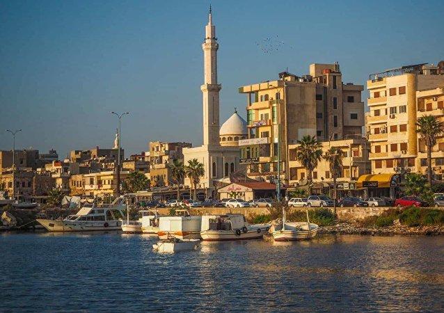 Arvad adası - Suriye