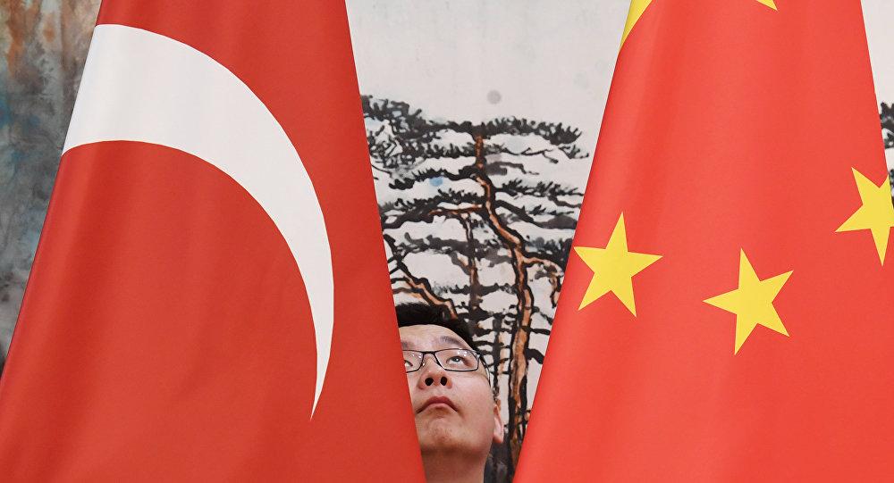 Türkiye - Çin
